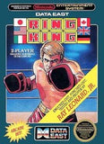 Ring King Nintendo NES Game Off the Charts