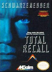 Total Recall Nintendo NES Game Off the Charts