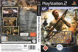 Medal of Honor: Rising Sun Playstation 2 Game Off the Charts