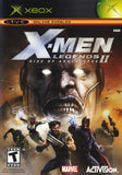 X-Men Legends II Rise Of Apocalypse Xbox Game Off the Charts