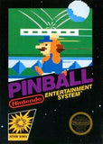Pinball Nintendo NES Game Off the Charts
