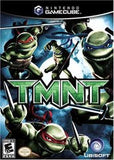 TMNT Nintendo Gamecube Game Off the Charts