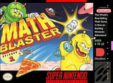 Math Blaster - Off the Charts Video Games