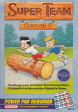 Super Team Games Nintendo NES Game Off the Charts