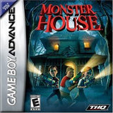 Monster House Game Boy Advance Game Off the Charts
