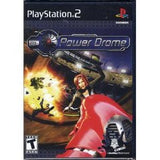 Power Drome Playstation 2 Game Off the Charts