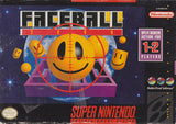 Faceball 2000 Super Nintendo Game Off the Charts