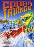 Cobra Triangle Nintendo NES Game Off the Charts
