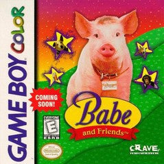 Babe and Friends Game Boy Color Game Off the Charts