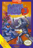 Mega Man 3 Nintendo NES Game Off the Charts
