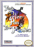 Fox's Peter Pan and the Pirates - Off the Charts Video Games
