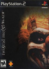 Twisted Metal: Black Playstation 2 Game Off the Charts