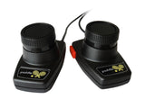 Atari 2600 Paddle Controllers - Controller Atari 2600 Accessory Off the Charts