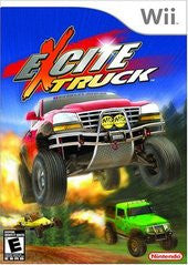 Excite Truck Wii Game Off the Charts