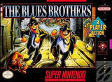 The Blues Brothers Super Nintendo Game Off the Charts