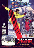 Skiing and Snowboarding Atari Jaguar Game Off the Charts