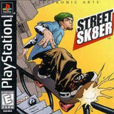 Street Sk8er Playstation Game Off the Charts