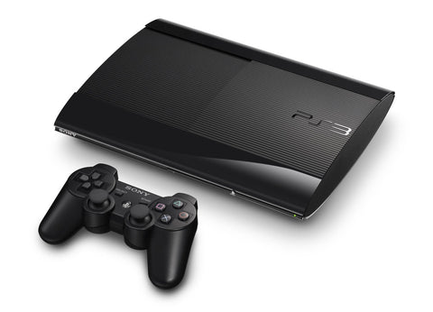 Playstation 3 250GB Super Slim System - Off the Charts Video Games