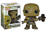 Super Mutant Fallout Pop! Vinyl Toys Toys Off the Charts