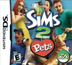 The Sims 2: Pets Nintendo DS Game Off the Charts