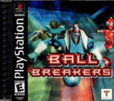 Ball Breakers Playstation Game Off the Charts
