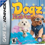 Dogz Fashion Game Boy Advance Game Off the Charts