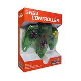 Old Skool Nintendo 64 Controller in Jungle Green Nintendo 64 Accessory Off the Charts