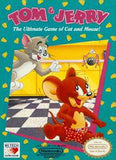 Tom and Jerry Nintendo NES Game Off the Charts
