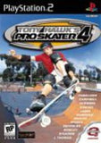 Tony Hawk's Pro Skater 4 Playstation 2 Game Off the Charts