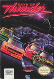 Days of Thunder Nintendo NES Game Off the Charts