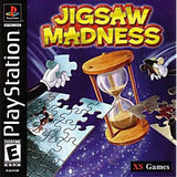 Jigsaw Madness Playstation Game Off the Charts