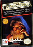 The Chessmaster Nintendo NES Game Off the Charts