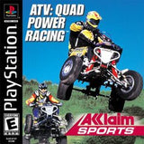 ATV: Quad Power Racing Playstation Game Off the Charts