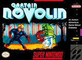 Captain Novolin Super Nintendo Game Off the Charts