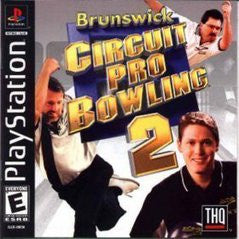 Brunswick Circuit Pro Bowling 2 Playstation Game Off the Charts
