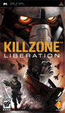 Killzone: Liberation PSP Game Off the Charts