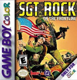 Sgt. Rock On the Frontline - Off the Charts Video Games
