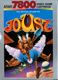 Joust Atari 7800 Game Off the Charts