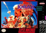 Genghis Khan II - Off the Charts Video Games