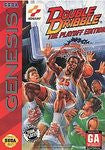 Double Dribble The Playoff Edition Sega Genesis Game Off the Charts