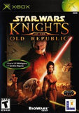 Star Wars: Knights of the Old Republic - Case and Game