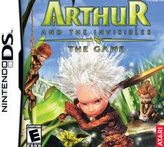 Arthur and the Invisbles Nintendo DS Game Off the Charts