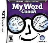 My Word Coach Nintendo DS Game Off the Charts