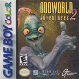 Oddworld Adventures 2 - Off the Charts Video Games