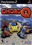 Choro Q Playstation 2 Game Off the Charts