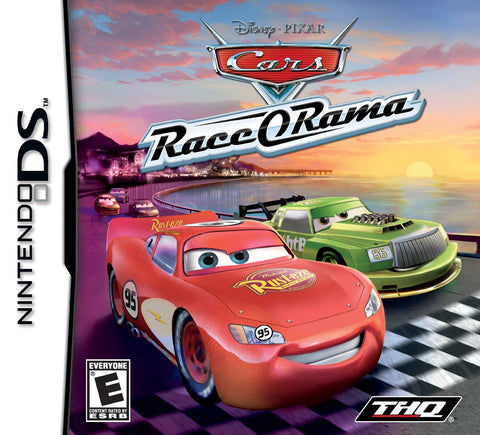 Cars Race O' Rama Nintendo DS Game Off the Charts