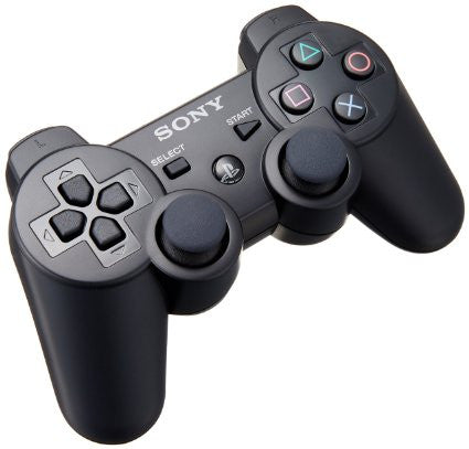 Sony PS3 Wireless DualShock 3 Controller - Used - Refurbished - Off the Charts Video Games