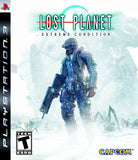 Lost Planet Extreme Condition Playstation 3 Game Off the Charts