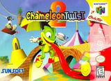 Chameleon Twist 2 Nintendo 64 Game Off the Charts