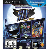 The Sly Collection Playstation 3 Game Off the Charts